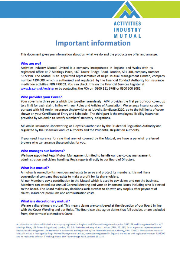 aim-important-info